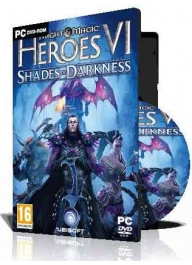 (Might Magic Heroes VI Shades of Darkness (3DVD